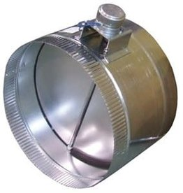 Zone Control Electronic Damper 6''