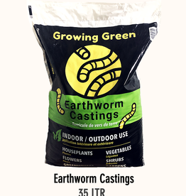 Growing Green Growing Green Earth Worm Castings - 35 Liters