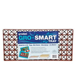 GRODAN Gro-Smart Tray double Sided 78 Cells (5) single