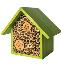 SM Beneficial Bug Hotel - Heather Lime Green