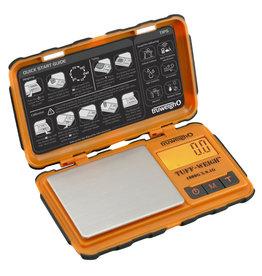 Truweigh Truweigh Tuff-Weigh Mini Scale 1000g x 0.1g / Black & Orange