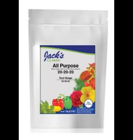 Jacks Jacks Classic All Purpose 20-20-20 1kg