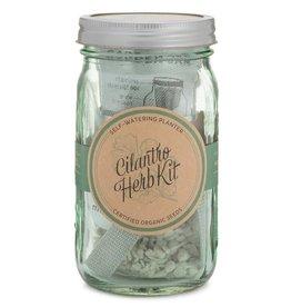 Garden Jar Herb Kit - Cilantro
