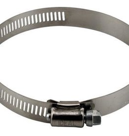 Ideal Air Ideal-Air Stainless Steel Hose Clamps 2/Pack 8 inch