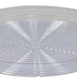 Gro Pro Gro Pro Premium Clear Plastic Saucer 16 in (25/Cs)