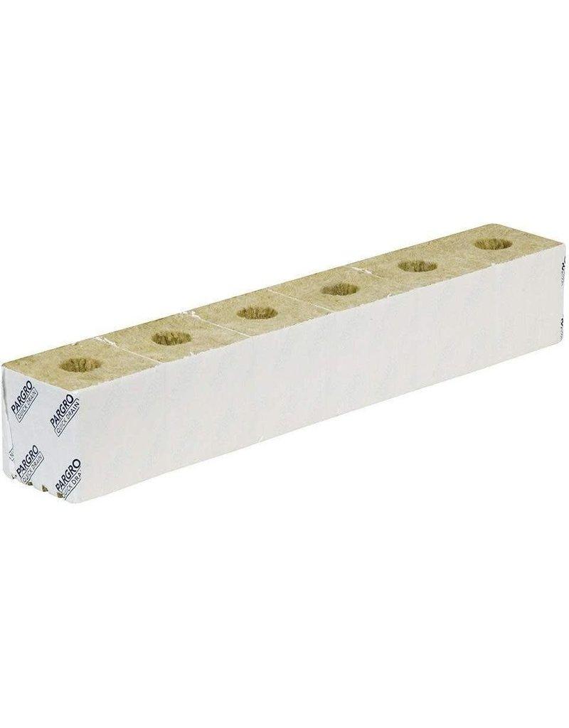 Grodan Grodan Pargro QD 4 in x 4 in Block (6 pack)