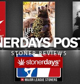 Stonerdays Stonerdays poster
