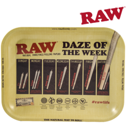 Raw Raw Daze Of The Week Tray – LRG