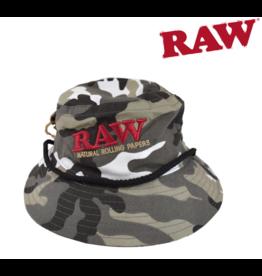 Raw Raw Smokerman's Hat – Camo KingSize