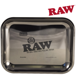 Raw Raw Tray Black Gold LG