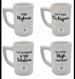 Wake & Bake Quoted Mug