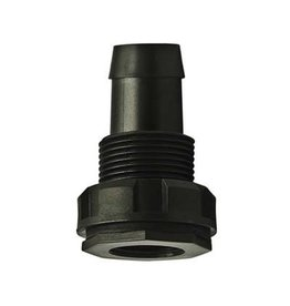 """Drain Fitting 1"""" Tub Outlet - Single"""