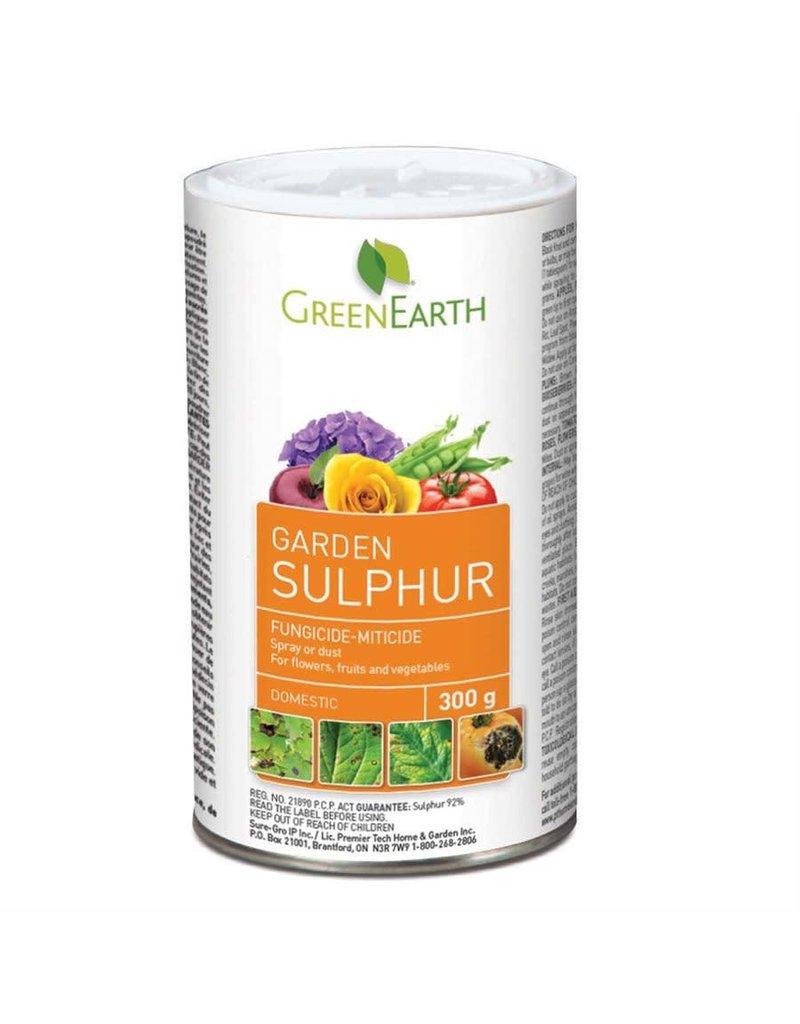 Green Earth GRE Garden Sulphur Powder Wettable 300g