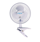 Active Air Active Air 6 in Clip On Fan - White