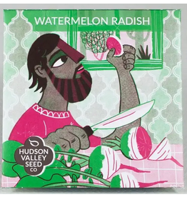 Hudson Valley Seed Company Watermelon Radish