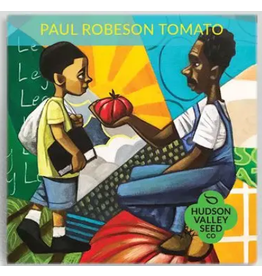 Hudson Valley Seed Company Paul Robeson Tomato