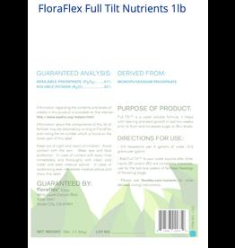 FloraFlex FloraFlex Full Tilt Nutrients 1lb