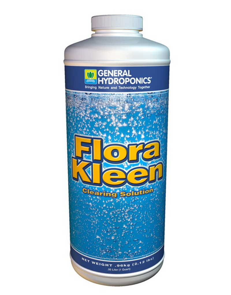 General Hydroponics GH Flora Kleen - 1 Quart / 1 Liter