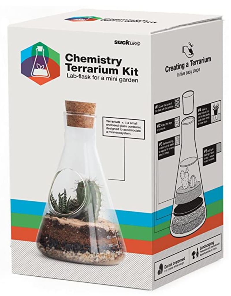Chemistry Terarium Kit