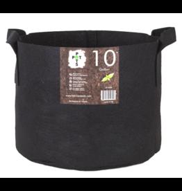 Pot Pots Pot Pots Fabric Pots /w Handles - 10 Gallon