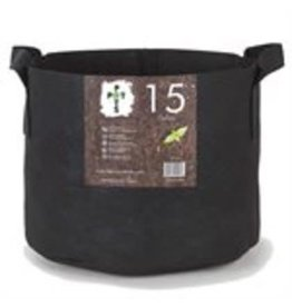 Pot Pots Pot Pots Fabric Pots /w Handles - 15 Gallon