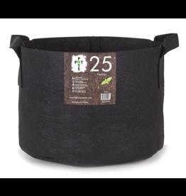 Pot Pots Pot Pots Fabric Pots /w Handles - 25 Gallon