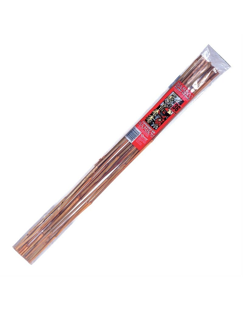 """Quest Bamboo Stakes 36"""" 15-Pack"""