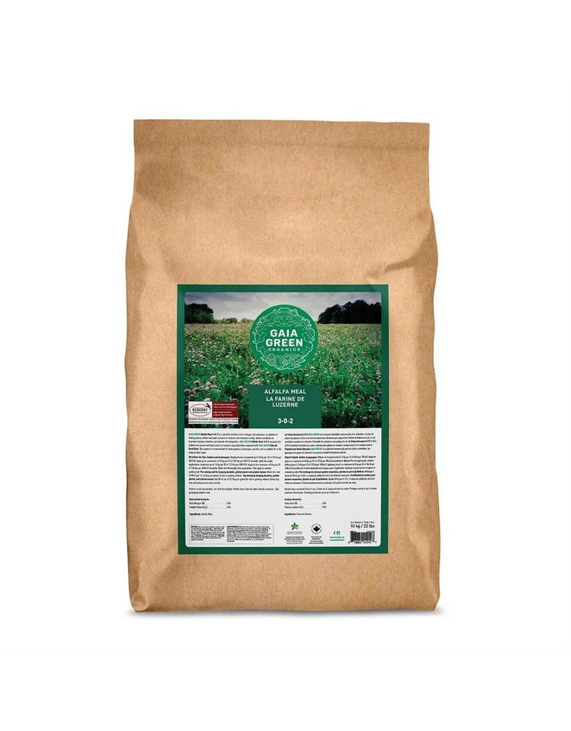 Gaia Green GG Alfalfa Meal - 10Kg
