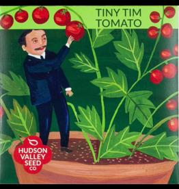Hudson Valley Seed Company Tiny Tim Tomato Seeds