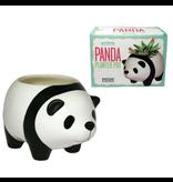 Ceramic Panda Planter