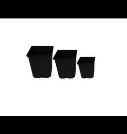 Deep Square Pot 4.5'' - Single