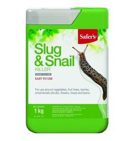 Safers Safer's Slug & Snail Bait - 1 KG