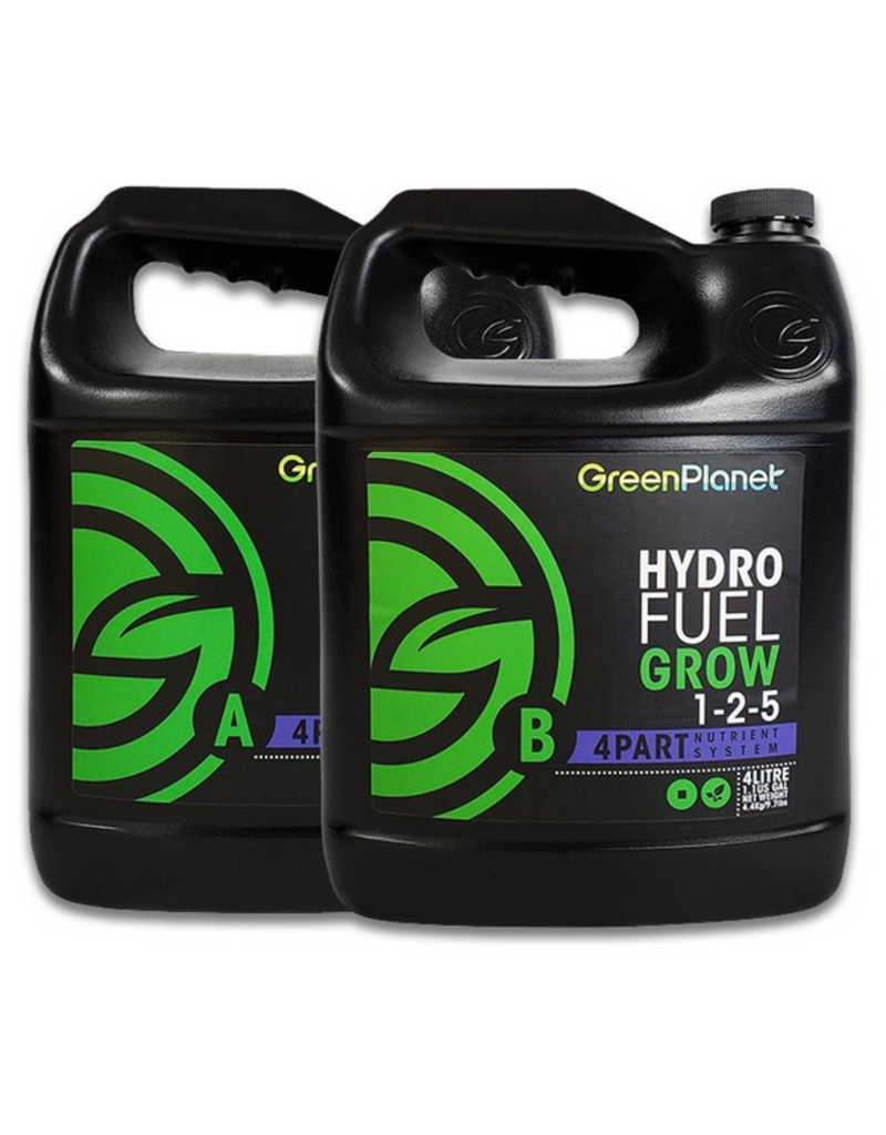 Green Planet Hydro Fuel Grow A 4L