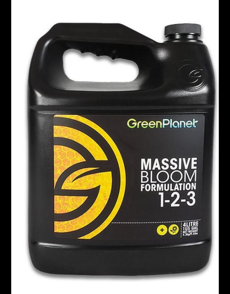 Green Planet Massive Bloom Formulation 4L