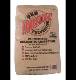 Dolomitic Limestone 50Lbs