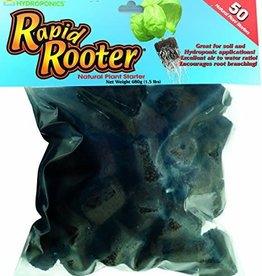 General Hydroponics GH Rapid Rooter Plugs (50pc)