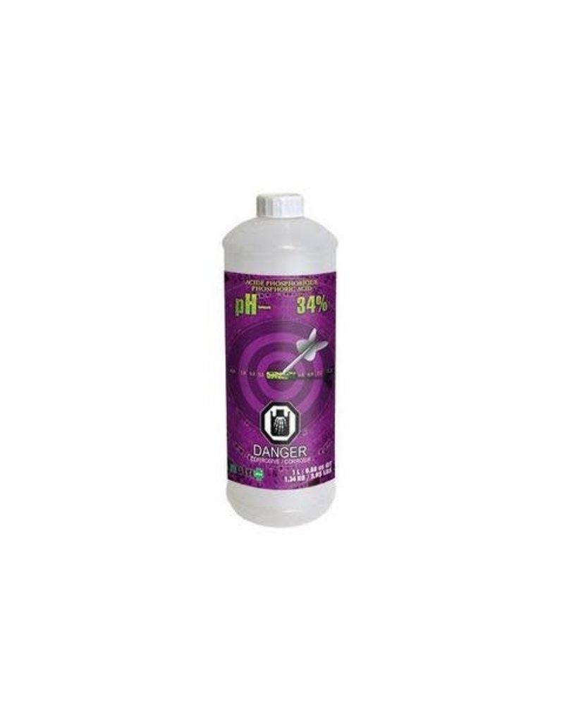 Nutri+ Nutri+ Phosphoric Acid PH Down 34% 1L single