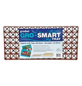 Grodan GRODAN Gro-Smart Tray double Sided with 78 Cells