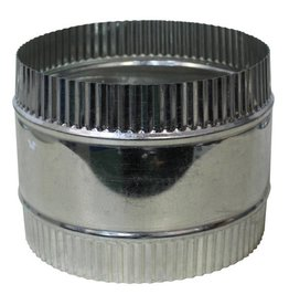 Ideal Air Ideal-Air Duct Coupler 6 inch