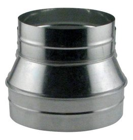 Ideal Air Ideal-Air Duct Reducer 8 inch - 6 inch