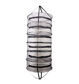 Max Dry Round Black Hanging Rack