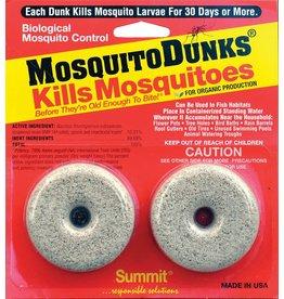 Mosquito Dunks Organic 2/Card
