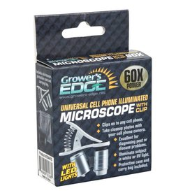 Growers Edge Grower's Edge Universal Cell Phone Illuminated Microscope