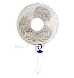 """Oscillating Wall Fan 16"""" 3 Speed"""