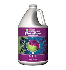 General Hydroponics GH FloraDuo B - 1 Gallon