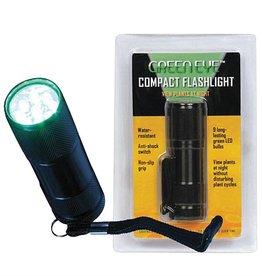Grower's Edge Green LED Flashlight