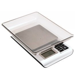 Measure Master Measure Master 1000g Digital Scale w/ Tray - 1000g Capacity x 0.1g Accuracy