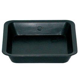 Gro Pro Gro Pro Black Square Saucer for 8 Gallon Pot