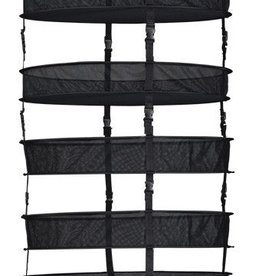 Growers Edge Grower's Edge Dry Rack Enclosed w/ Zipper Opening - 2 ft