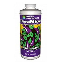General Hydroponics GH Hardwater Flora Micro Quart